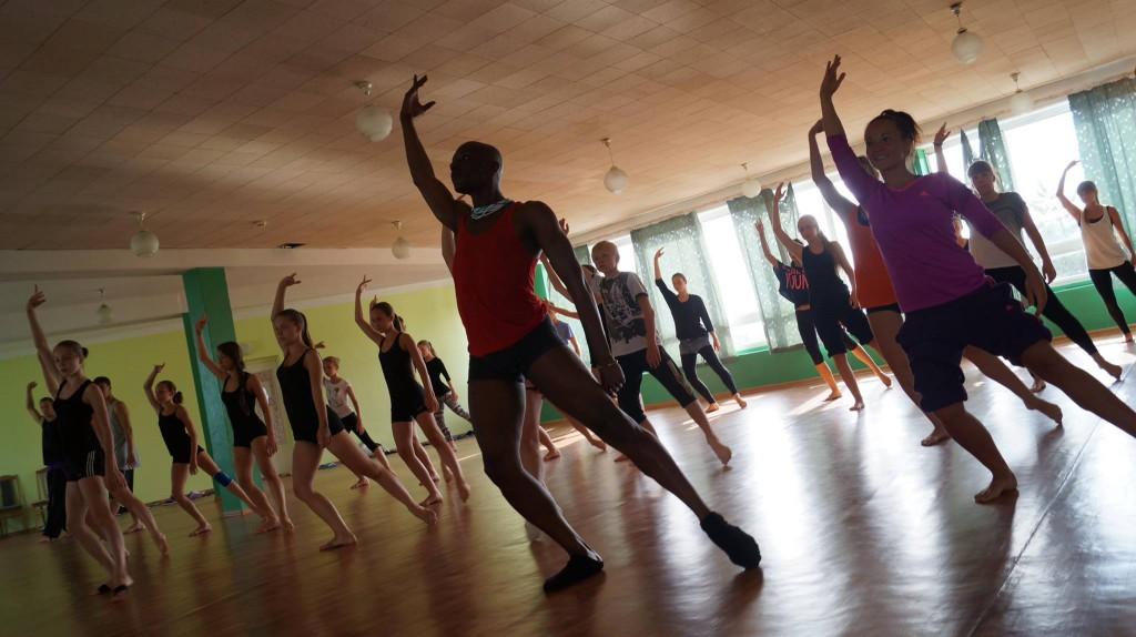 Танцы по хореографии 1 фотография