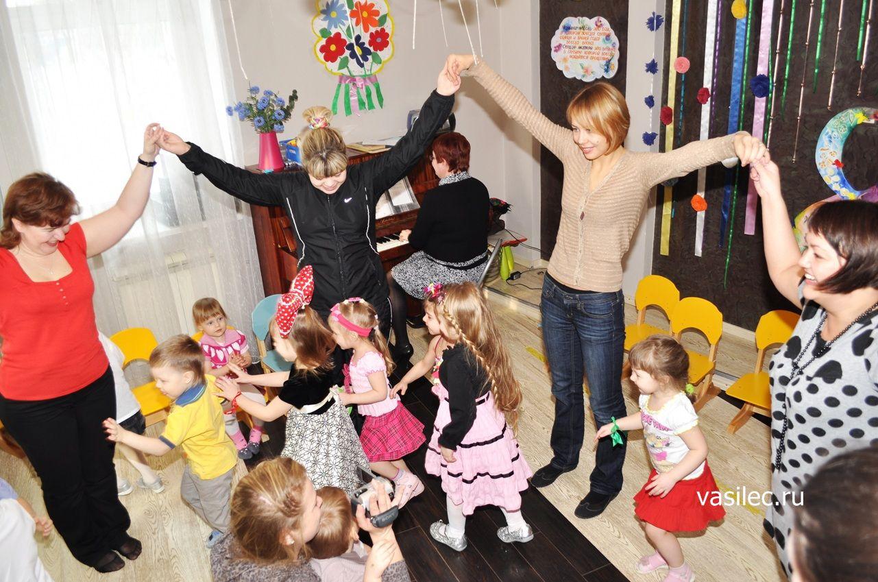Конкурсы детям и родителям