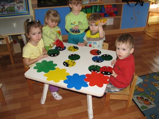 Пособия по сенсорике для детского сада