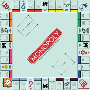 Настольные игры своими руками распечатать монополия